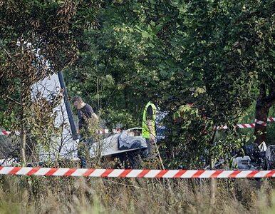 W wypadku lotniczych pod Częstochową zginął były komandos