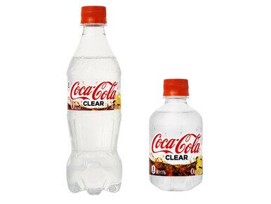 Coca-Cola wypuszcza nową wersję napoju. Bez kalorii i koloru