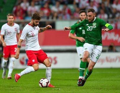 Bierna gra i gol w końcówce. Polacy remisują z Irlandią
