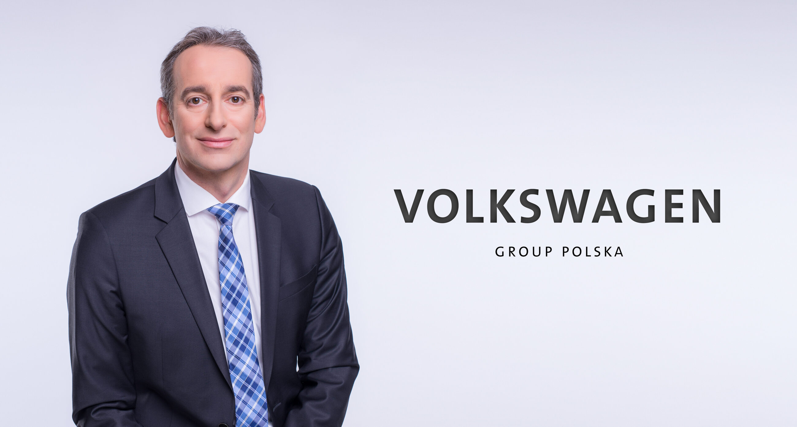 dr Wolf-Stefan Specht, Prezes Zarządu Volkswagen Group Polska