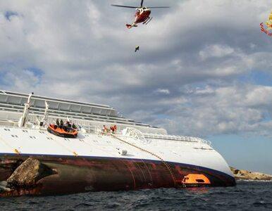 Costa Concordia: paliwo wypompowane, czas usunąć wrak