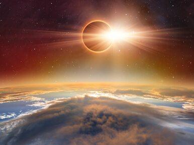 Całkowite zaćmienie Słońca już dziś od godz. 18:49. Oglądajcie z nami NA...