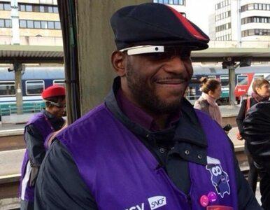 Kontrolerzy biletów wyposażeni w... Google Glass