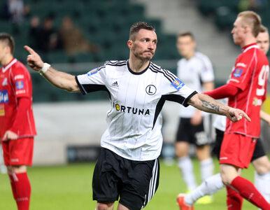 Puchar Polski: Cudu nie było. Legia pierwszym finalistą