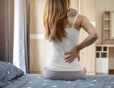 4 ćwiczenia, które pomogą zmniejszyć ból środkowej części pleców