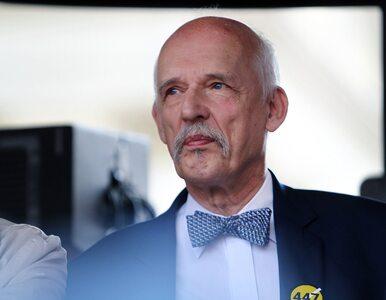 Janusz Korwin-Mikke: LGBT jest znacznie groźniejsze niż zagrożenia...