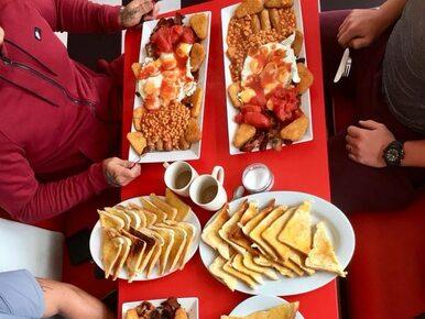 Restauracja serwuje śniadanie, którego nie zdoła zjeść największy...