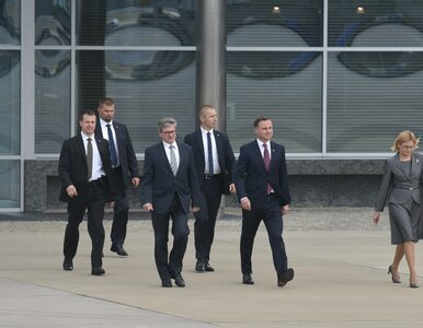 Duda w Tallinie: Zapraszamy sojuszników i oczekujemy zwiększenia...