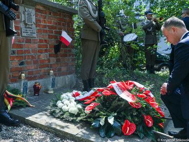 Prezydent Duda pytany o sens Powstania Warszawskiego: Oczywiście, że...