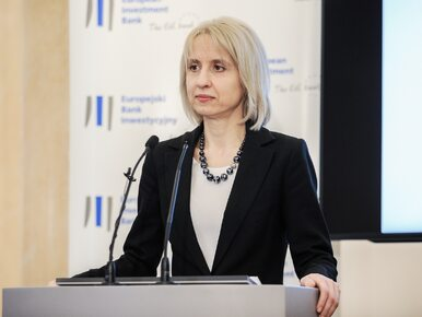 Minister Czerwińska, czyli czołowe zderzenie z polityką