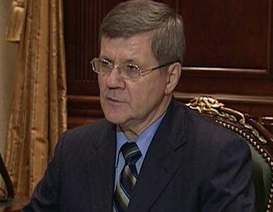 Rosja: prokurator generalny zostaje na stanowisku