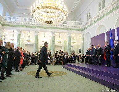 Prezydent wręczył nominacje 54 nowym profesorom