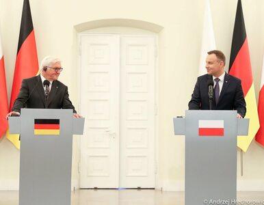 Prezydent Frank-Walter Steinmeier w Warszawie