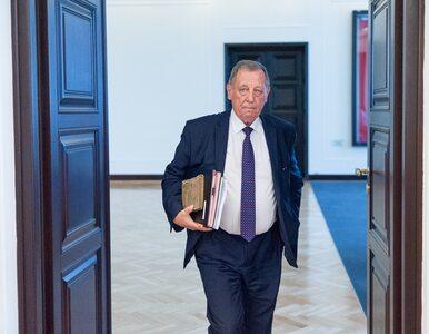 """Minister """"zaciął się"""" na pytaniach o Puszczę Białowieską"""