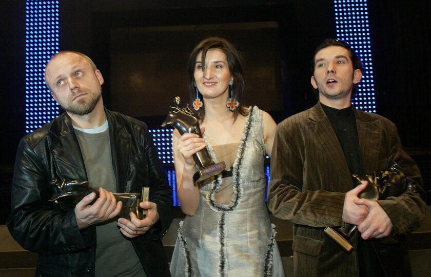 Dariusz Basiński, Jacek Borusiński, Jadwiga Basińska