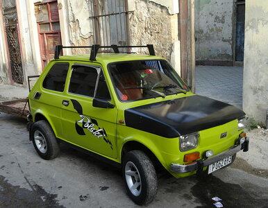 """Fenomen """"polaquito"""". Na Kubie o Maluchu mówi się nawet """"samochód roku"""""""
