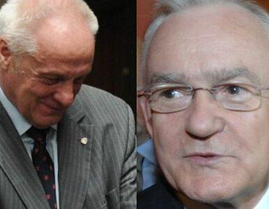 Pensja czy emerytura? Miller i Niesiołowski wybierają jedno i drugie