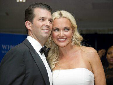Donald Trump Jr rozwodzi się z żoną. Para ma piątkę dzieci