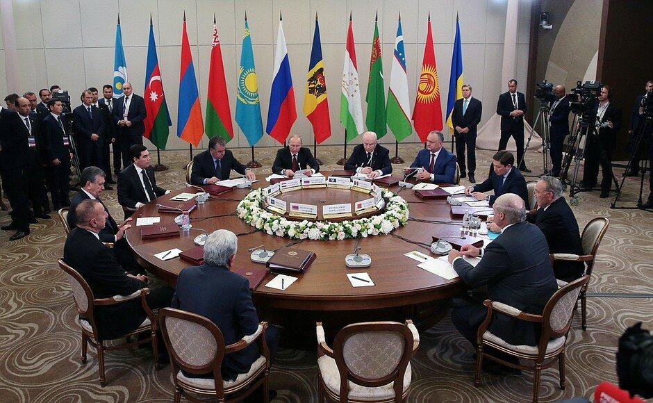 Październikowy Szczyt WNP, 2017 rok