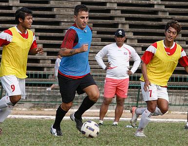 Cannavaro, Crespo i Pires skończyli w Indiach