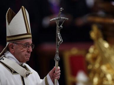 Papież Franciszek w orędziu apeluje o pokój dla Jerozolimy i całej Ziemi...