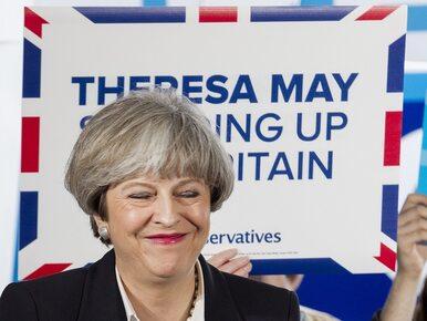 Pierwszy komentarz premier Theresy May. Padła ważna deklaracja