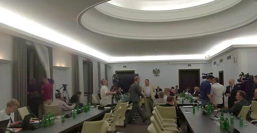 Komisja Praw Człowieka, Praworządności i Petycji w Senacie
