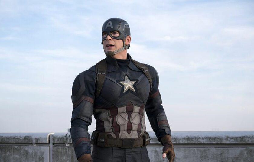Steve Rogers / Kapitan Ameryka