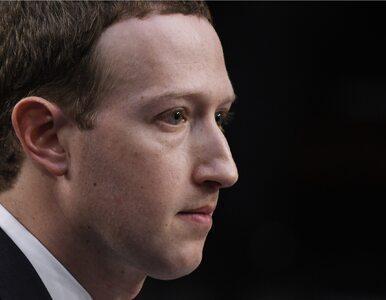 Mark Zuckerberg odpowiadał przed Parlamentem Europejskim