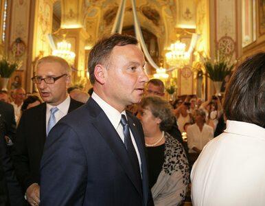 Elsner: Andrzej Duda to polski James Bond