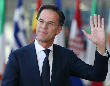 Premiera Holandii zapytano o papier toaletowy. Jego odpowiedź może...