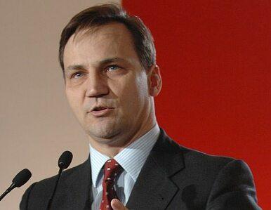 Zagraniczne media: Polska chce, by Sikorski był szefem unijnej dyplomacji
