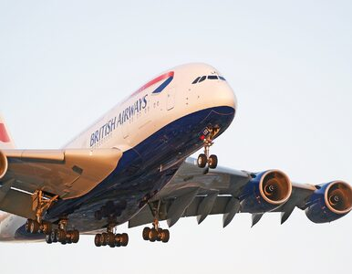 Przemysł lotniczy traci miliardy przez koronawirusa. Pierwszy spadek od...