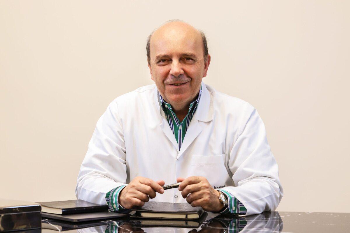 Dr Andrzej Ignaciuk XXII Światowy Kongres Medycyny Estetycznej
