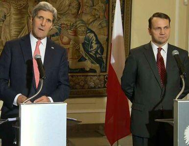 Kerry: tarcza antyrakietowa w Polsce...