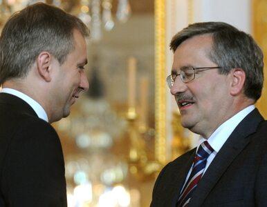 Napieralski apeluje do Komorowskiego: razem zmieniajmy Polskę