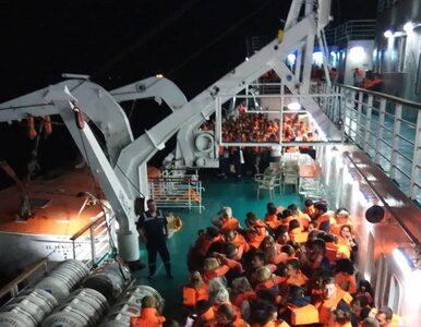 Pożar na greckim promie. Na pokładzie ponad 1000 osób