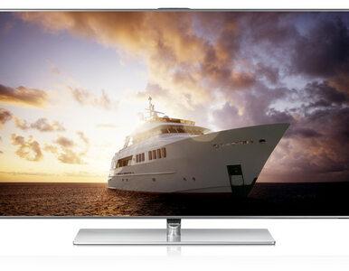 Seria LED F7000  doskonała jakość obrazu i łatwy dostęp do treści w...