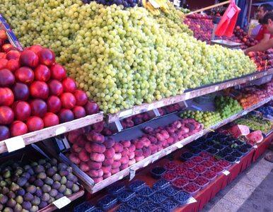 Polacy jedzą więcej warzyw i owoców