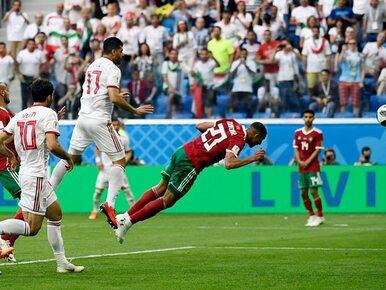 Mundial 2018. Gol samobójczy przesądził o wyniku meczu Maroko z Iranem
