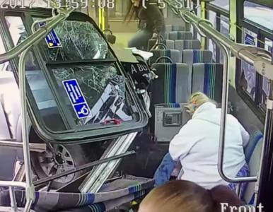 """Koszmarny wypadek z udziałem autobusu. """"To cud, że nikt nie zginął"""""""