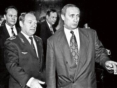 """""""Rosyjski Snowden"""". Freidson opisuje początki Putina"""
