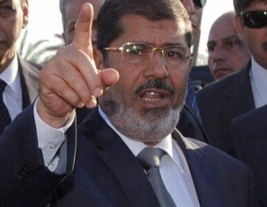 """Prezydent Egiptu zwolnił szefa służb wywiadowczych. """"Trzeba przywrócić..."""