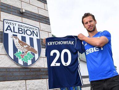 """Grzegorz Krychowiak wypożyczony do West Bromwich Albion. """"Miałem wiele..."""