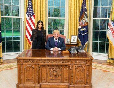 Trump spełnił prośbę Kim Kardashian i skorzystał z prawa łaski