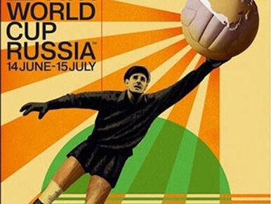 Oficjalny plakat mundialu w Rosji już wzbudza emocje. Przypominamy, jak...