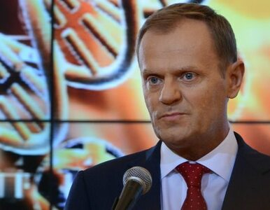 """Tusk jest ciamciaramcią"""