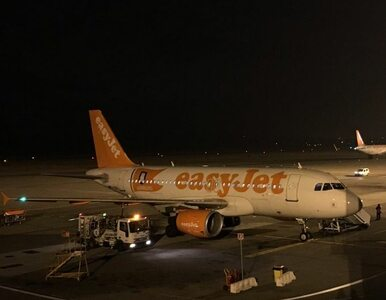 Pijany Brytyjczyk próbował wysiąść z lecącego samolotu