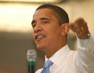 Obama przemawia do Izraela
