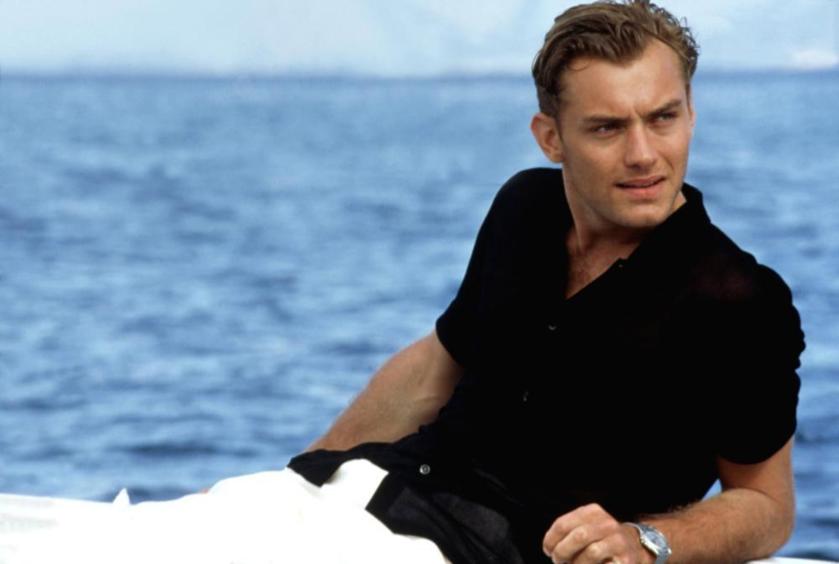 """Jude Law w filmie """"Utalentowany pan Ripley"""" (1999)"""